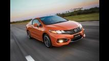 Flagra! Novo Honda Civic Si já roda no interior de SP - vídeo
