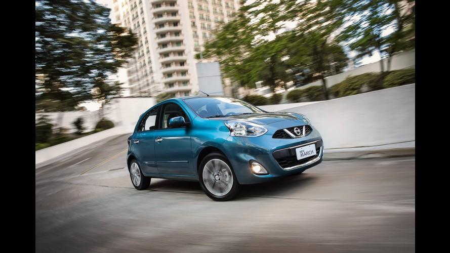 Nova geração do March será lançada em 2016, adianta Nissan