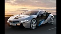 BMW batiza seu sistema de propulsão elétrica de eDrive