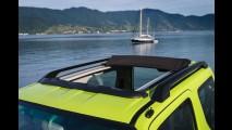 Suzuki Jimny passa a ser produzido no Brasil, mas mantém preço de R$ 55.990