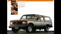 Carros para sempre: Chevrolet Veraneio foi amada e temida