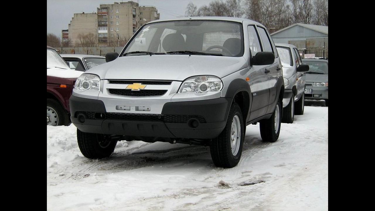 Carros para sempre: Lada Niva, o jipe russo que atravessou mais de três décadas