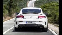 Mercedes apresenta o novo C63 AMG Coupé, o Classe C mais esportivo já feito