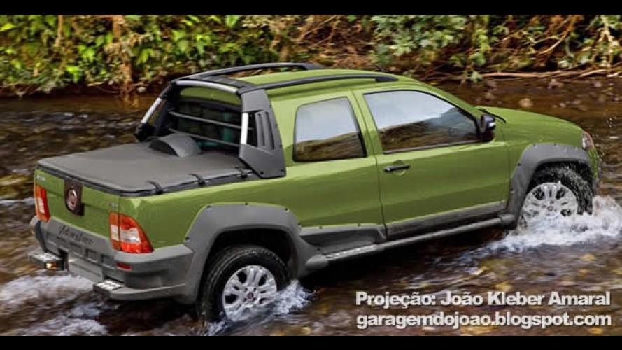 Chega em junho: Fiat Strada Aventure Locker Cabine Dupla terá preço em torno de R$ 50mil
