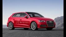 Audi comemora produção de três milhões de unidades do A3