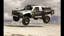 Vídeo: adrenalina no deserto