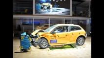 Detroit: Volvo mostra primeiro crash-test de um carro elétrico