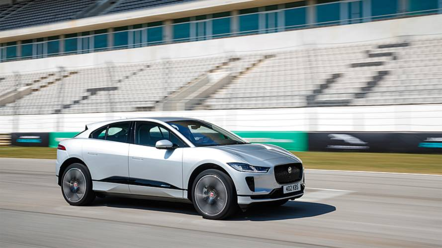 2019 Jaguar I-Pace First Drive: A Force To Be Reckoned With