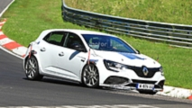 Renault Mégane RS Trophy Spy Photos