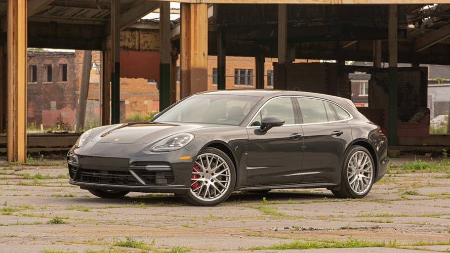 2018 Porsche Panamera Turbo Sport Turismo Review: A Beautiful Compromise