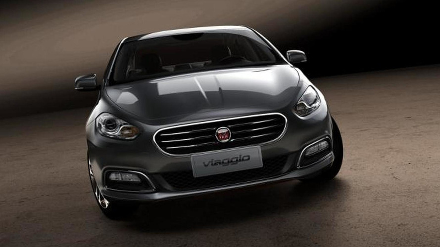 Fiat Viaggio full body images surface
