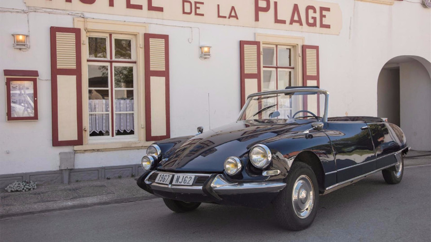 Photos - Une collection de Citroën mise en vente ce weekend