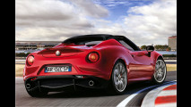 Das kostet der Alfa Romeo 4C Spider