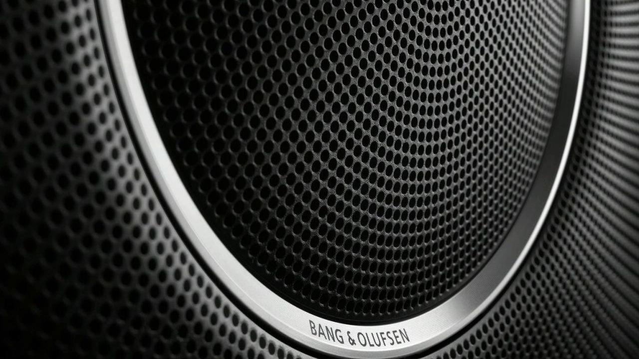 Bang & Olufsen speaker