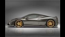 Novitec tunt den Ferrari 458 Speciale