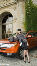 Ford Edge and Design