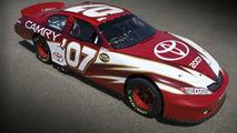 Toyota Camry NASCAR race car