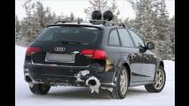 Audi: Allrad-Erlkönig