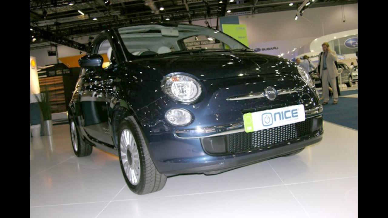 Nice Car e500