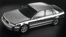 1993 Audi Space Frame concept