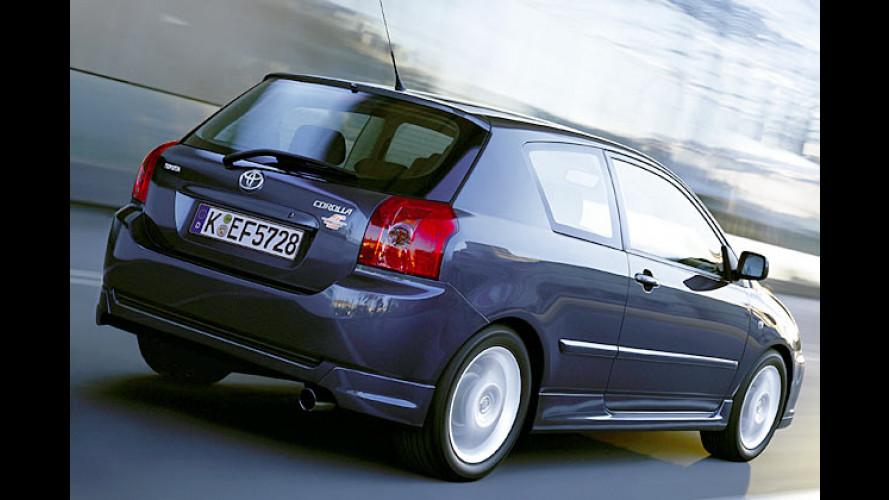 Schau an, Toyota: Sonderedition ,Sportschau