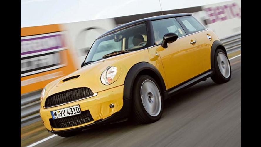 Mini: Zweite Generation von Cooper und Cooper S kommt
