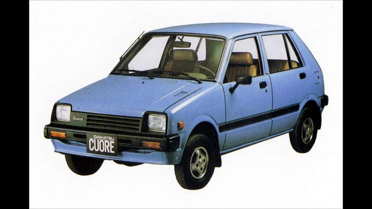 25 Jahre Daihatsu Cuore