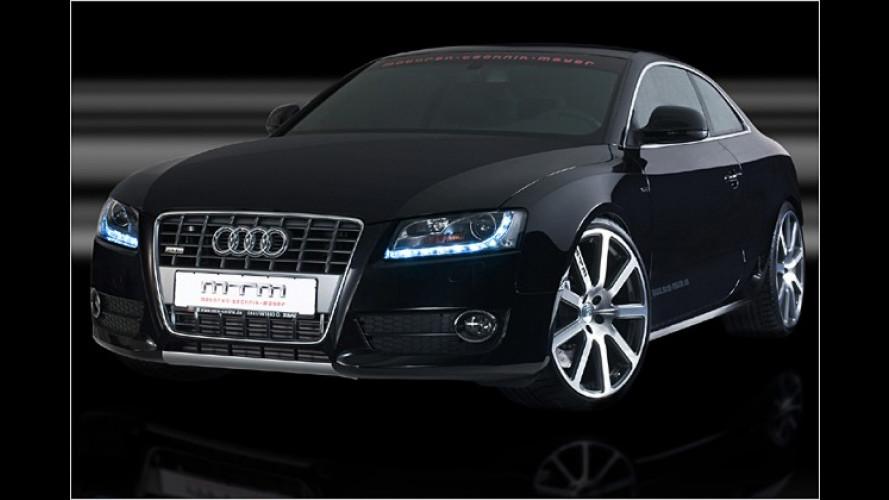 Audi A5 3.0 V6 TDI von MTM: Sportlicher Selbstzünder