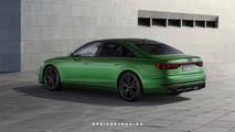 Design - Audi RS 8