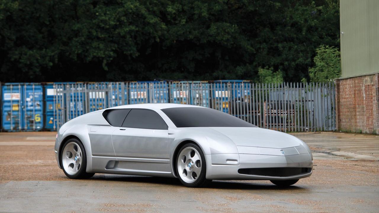 1999 De Tomaso Nuova Pantera