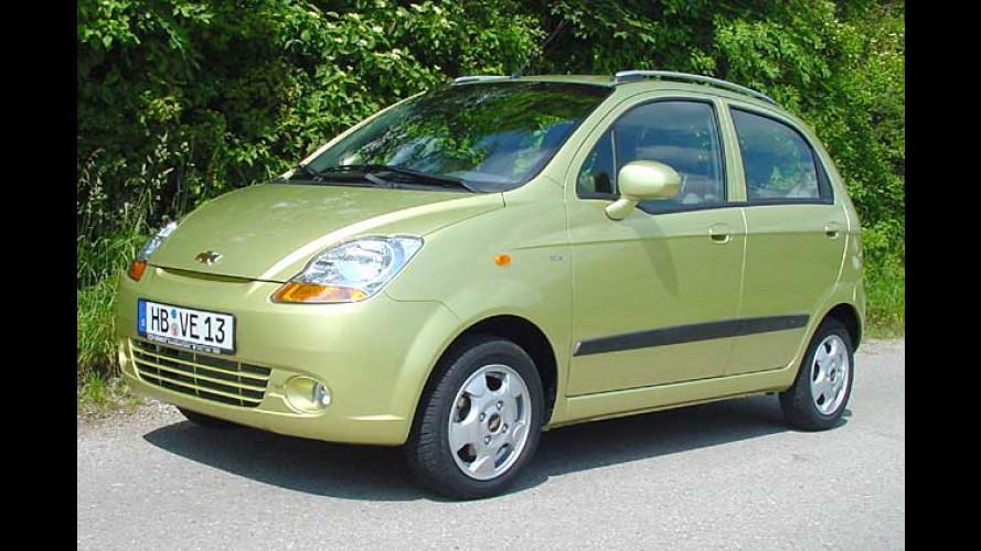 Chevrolet: Notebook beim Neuwagen-Kauf obendrauf