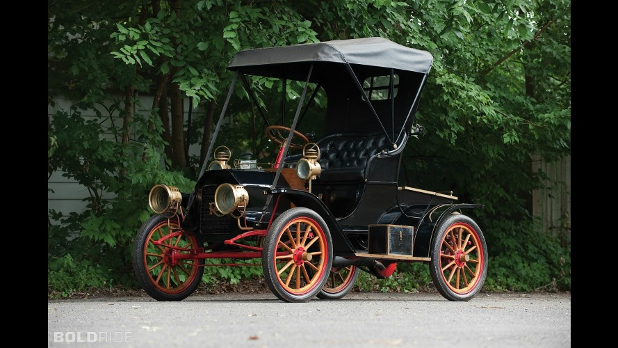 REO Model G Runabout