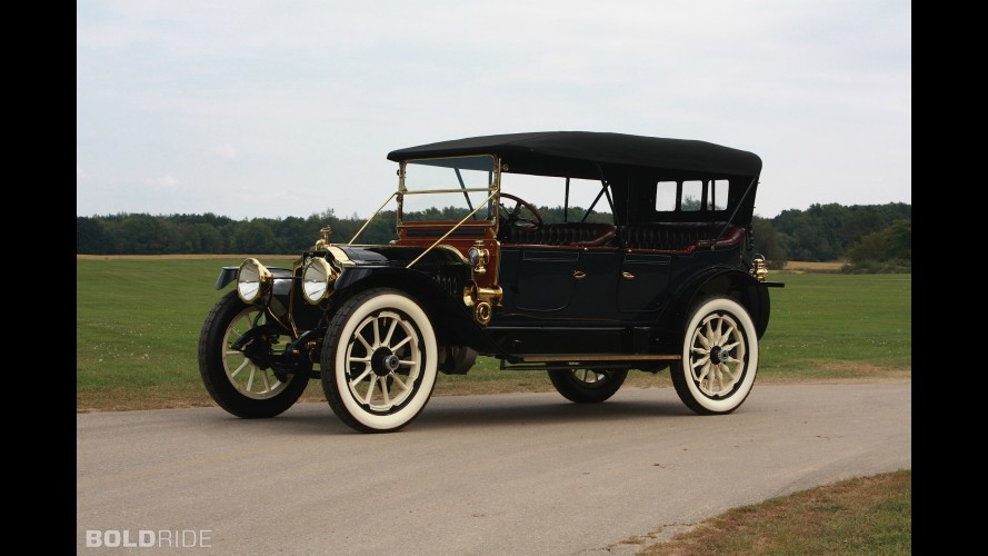 Packard Model 38 Touring