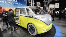 VW Pushing To Launch New EVs, SUV Concept To Debut In Shanghai