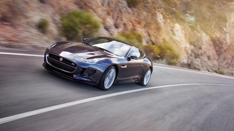 Essai Jaguar F-Type Coupé S AWD - Le sport en toute sécurité