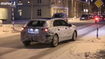 Mercedes-Benz A-Class Spy Video