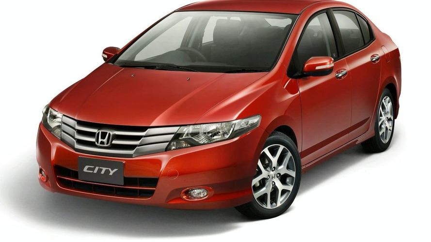 Honda City Launches in Thailand