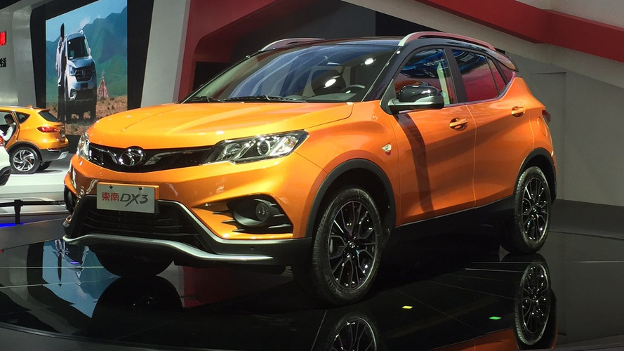 Chinese compact crossover brings Pininfarina styling to Guangzhou