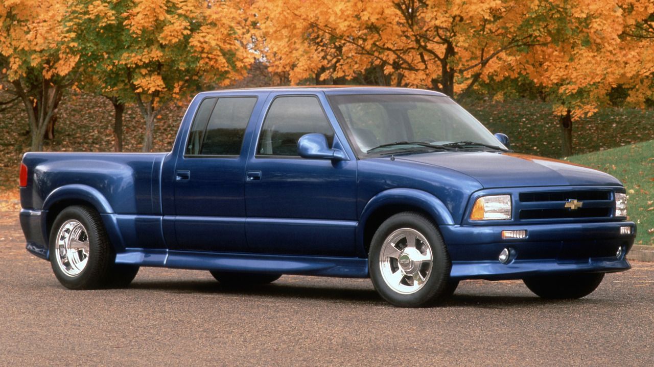 here 39 s why the chevy s 10 xtreme is a future classic. Black Bedroom Furniture Sets. Home Design Ideas