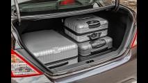 Volta rápida: Nissan Versa muda estilo e ganha motor 3-cilindros