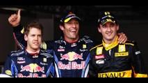 Fórmula 1: Webber vence o GP de Mônaco - Massa termina em 4° - Confira a classificação