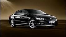 Volkswagen CC ganha edição limitada Dynamic Black com motor 1.4 TSI