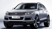 Zotye T600 Sport proves some Chinese designers have potential