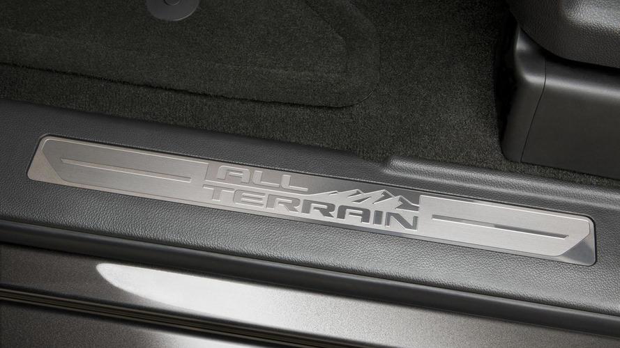 2015 GMC Sierra All Terrain HD unveiled