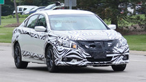 2016 Nissan Altima spy photo