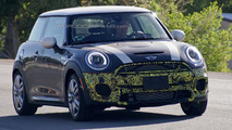 2015 MINI Cooper John Cooper Works / JCW spy photo