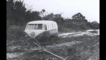 Volkswagen comemora 55 anos da Kombi no Brasil