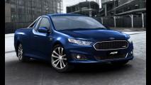 Austrália: Ford Falcon Ute recebe último facelift antes de sair de linha