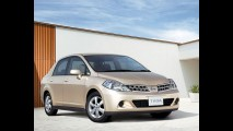 Tiida Sedan e Nissan Teana se despedem na Argentina
