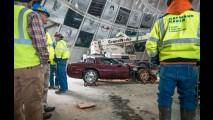 Chevrolet vai ajudar a restaurar modelos danificados no museu do Corvette